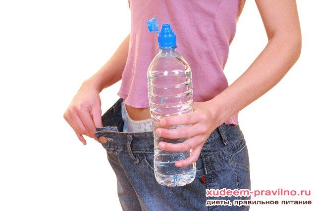 Скільки потрібно пити води, щоб схуднути без строгих дієт. Як правильно пити воду, щоб схуднути: яку, в якому вигляді і навіщо