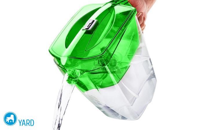 Вода після очищення фільтром-відповіді на питання. Як промити фільтр аквафор для помякшення води