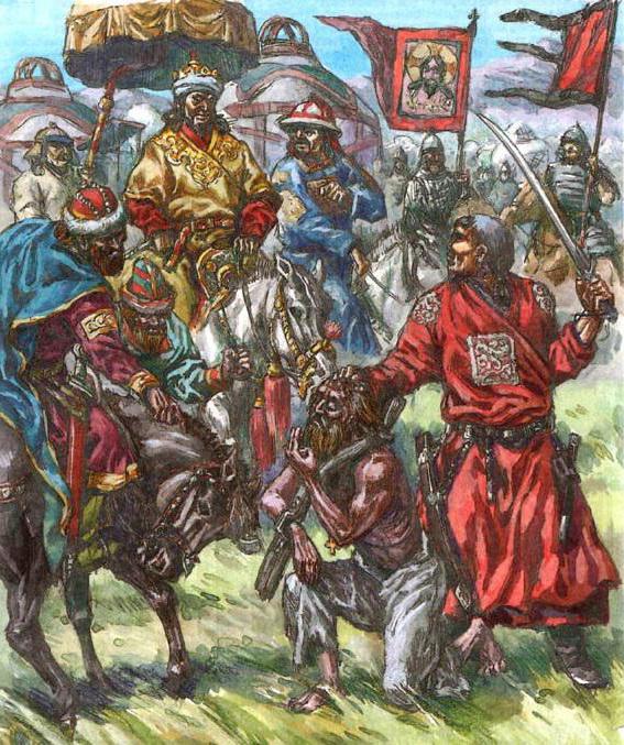 Хто такі половці. Сучасні нащадки половців-карачаївці та балкарці