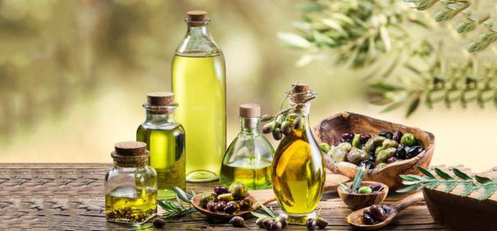 Оливкова олія-склад, лікувальні та корисні властивості, користь і шкода. Застосування