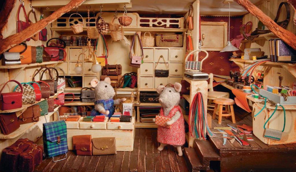 Аналог іграшок сільванія фемілі. Аналог сільванія фемілі forest homestead