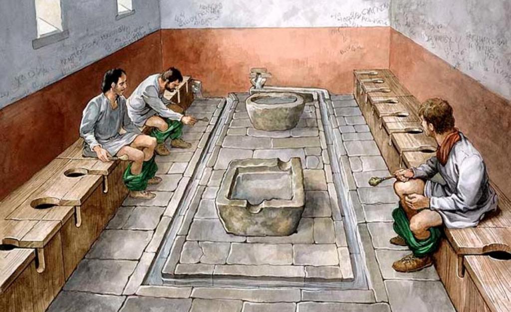 Історія створення унітазу. Для всіх і про все туалет без унітазу назва