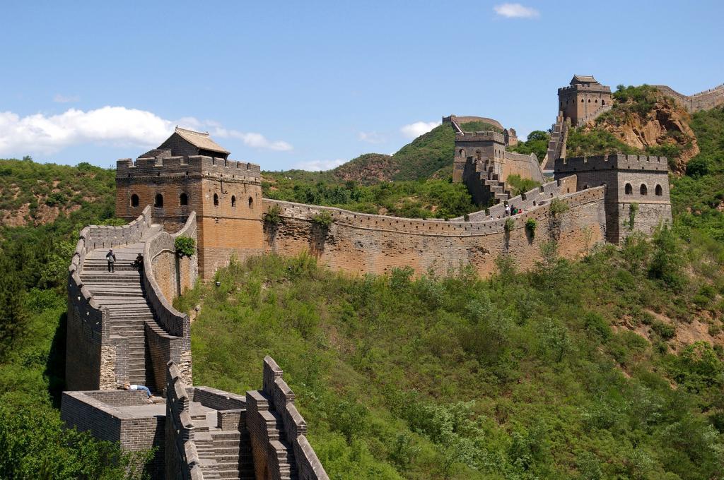 Велика китайська стіна: опис і фото. Велика китайська стіна пекін перша китайська стіна