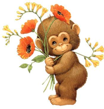 Рік мавпи дати народження. Рік мавпи
