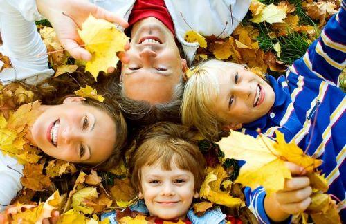 Де погуляти сімєю. Як цікаво провести вихідні з сімєю