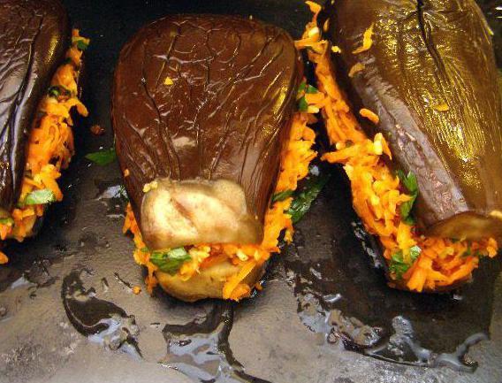 Рецепти квашених баклажанів з морквою, зеленню і часником. Рецепт квашених баклажанів з морквою зеленню і часником на зиму