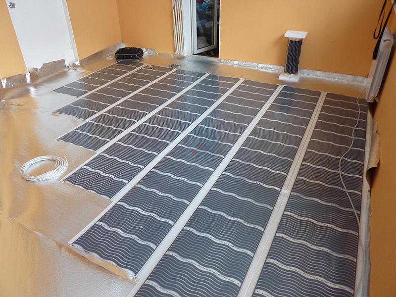Електричні теплі підлоги під паркетну дошку. Чи можна робити тепла підлога під паркетну дошку