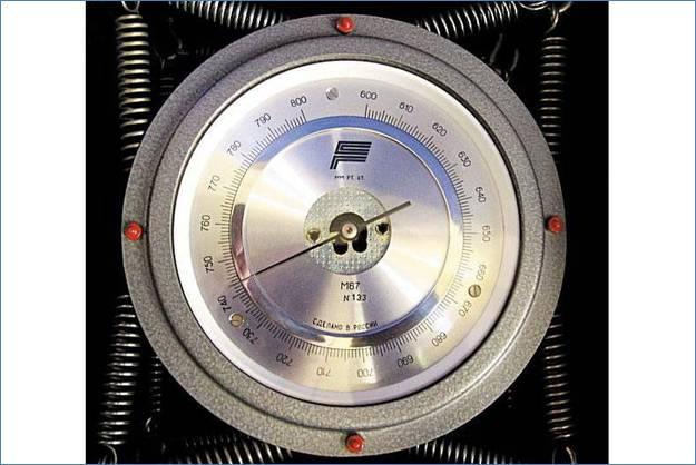 Барометр що вимірює і як ним користуватися. Барометр для риболовлі-практичні поради