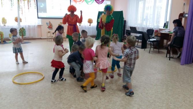 Сценарій дня народження  подорож з клоуном. Святковий сценарій  клоун пончик в гостях у іменинника