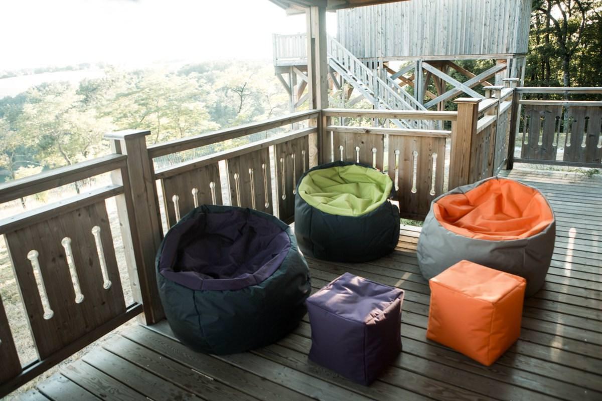 Інструкції з виготовлення своїми руками безкаркасних меблів. Як зробити своїми руками зручне і оригінальне крісло-мішок як робити мякі крісла мішка