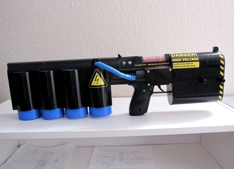 Найпростіша гаус-гармата без конденсаторів. Потужна гармата гаусса своїми руками гаусс гармата своїми руками багатоступенева схема