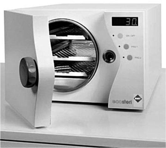 Паровий метод стерилізації. Стерилізація насиченою парою під тиском-автоклавування для стерилізації парою під тиском застосовують апарат