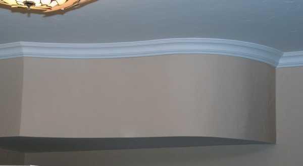 Чим клеїти багети на натяжна стеля. Багет для натяжних стель: правильний вибір