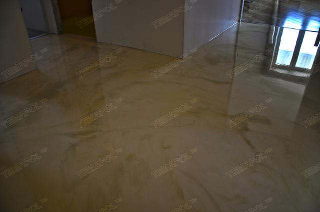 Наливна підлога для квартири. Як заливати наливна підлога