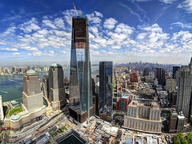 Найвищий будинок у світі.