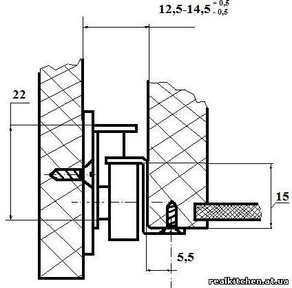 Як кріпити кулькові напрямні для висувних ящиків. Різновиди меблевих напрямних, особливості конструкцій