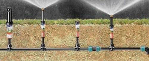 Як зробити поливальний водопровід на дачі. Водопровід на дачі своїми руками: постійний і літній варіанти