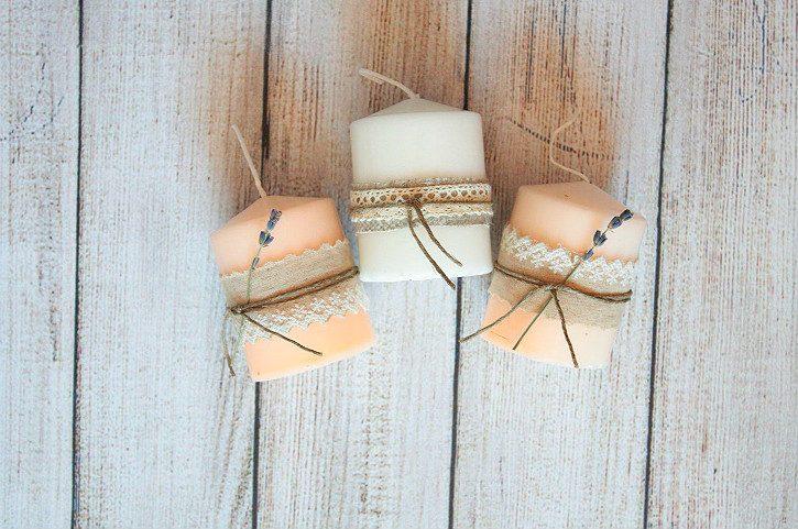 З чого роблять свічки своїми руками. Додаткові складові